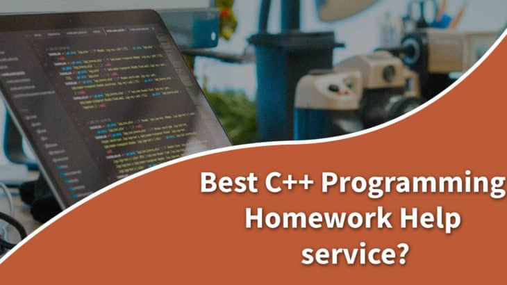 the Best C++ Programming Homework Help service
