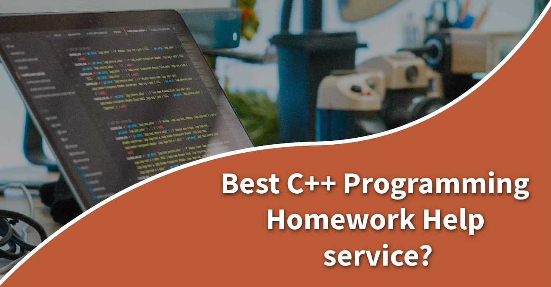 Programming homework service