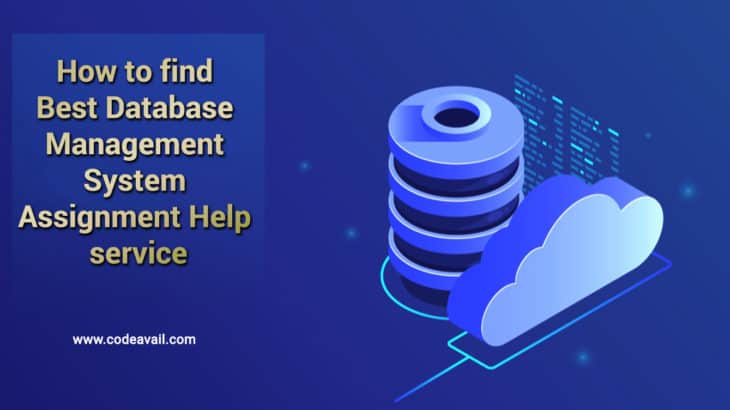 How to find Best Database Management System Assignment Help service?