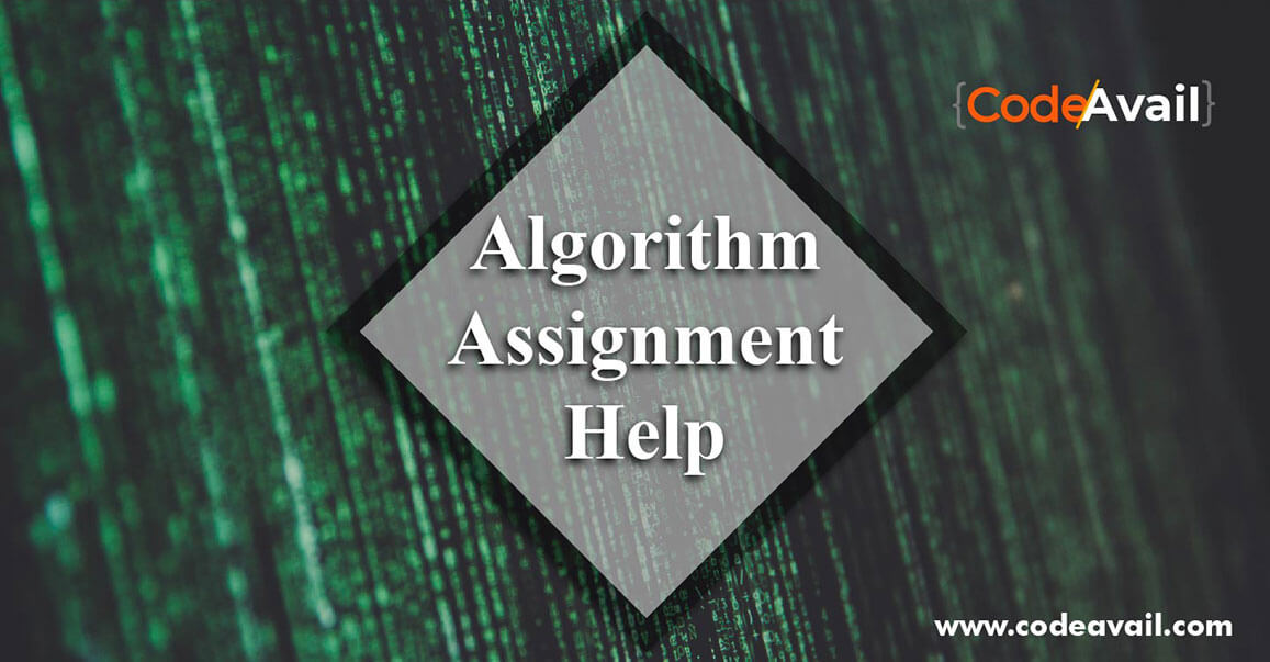 Algorithm Assignment Help