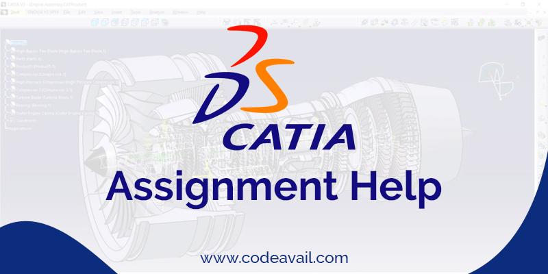 CATIA Assignment Help