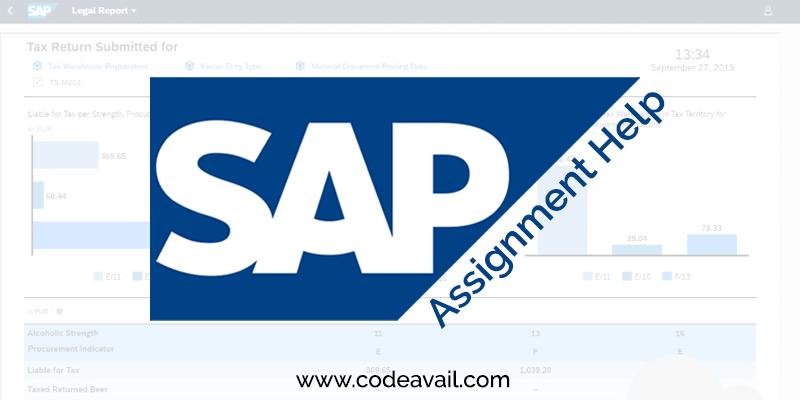 SAP Assignment Help