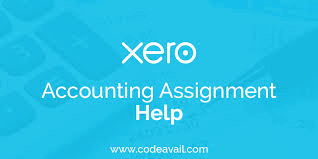 Xero Accounting Assignment Help