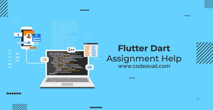 FlutterDart Assignment help
