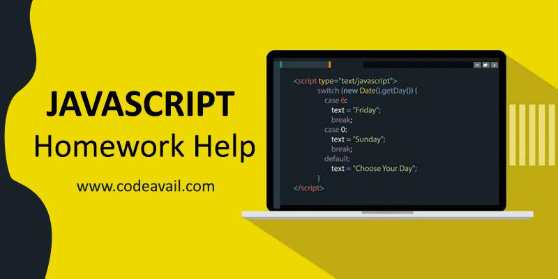 JavaScript-Homework-Help