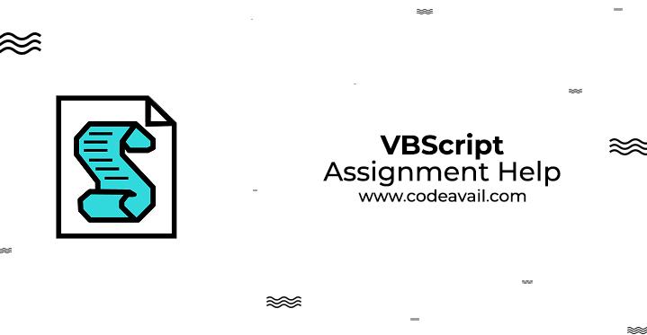 VBScript assignment help