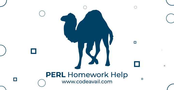 Perl Homework Help