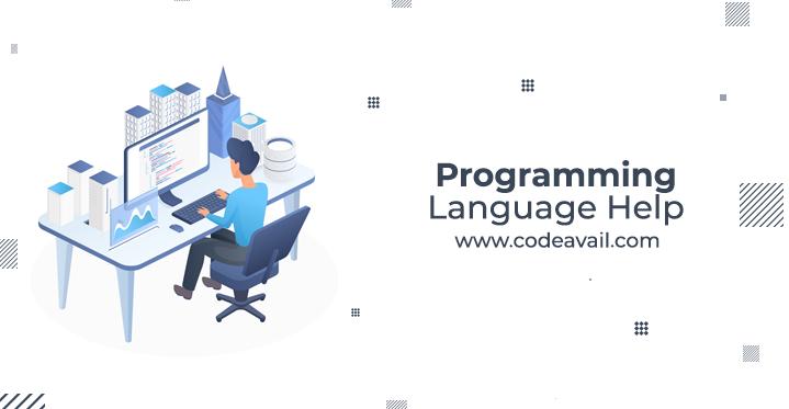 Programming Languages Help
